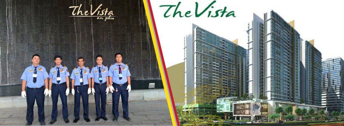 Bảo vệ tòa nhà The Vista