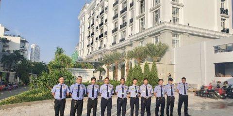 bảo vệ nhà hàng, khách sạn